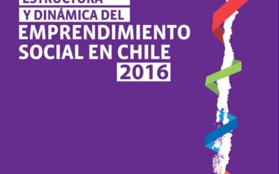 Estructura y reporte del emprendimiento social en Chile