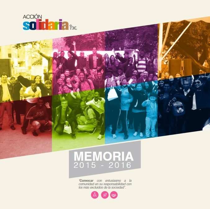 Memoria Acción Solidaria 2016-2017
