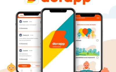 Primer aniversario de Dorapp: Tecnología y acción social crean nuevas plataformas de participación