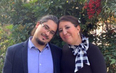 """Daniela y Cristóbal: La """"pareja símbolo"""" de Acción Solidaria y su trabajo benéfico"""
